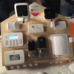 home automation devices on board